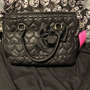 Betsey Johnson crossbody NWT purse
